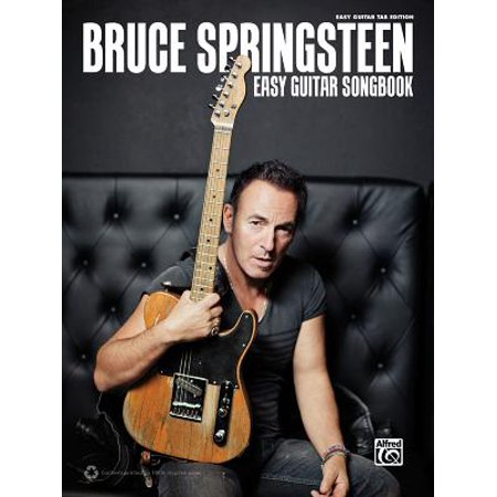 Bruce Springsteen Easy Guitar Songbook : Easy Guitar Tab