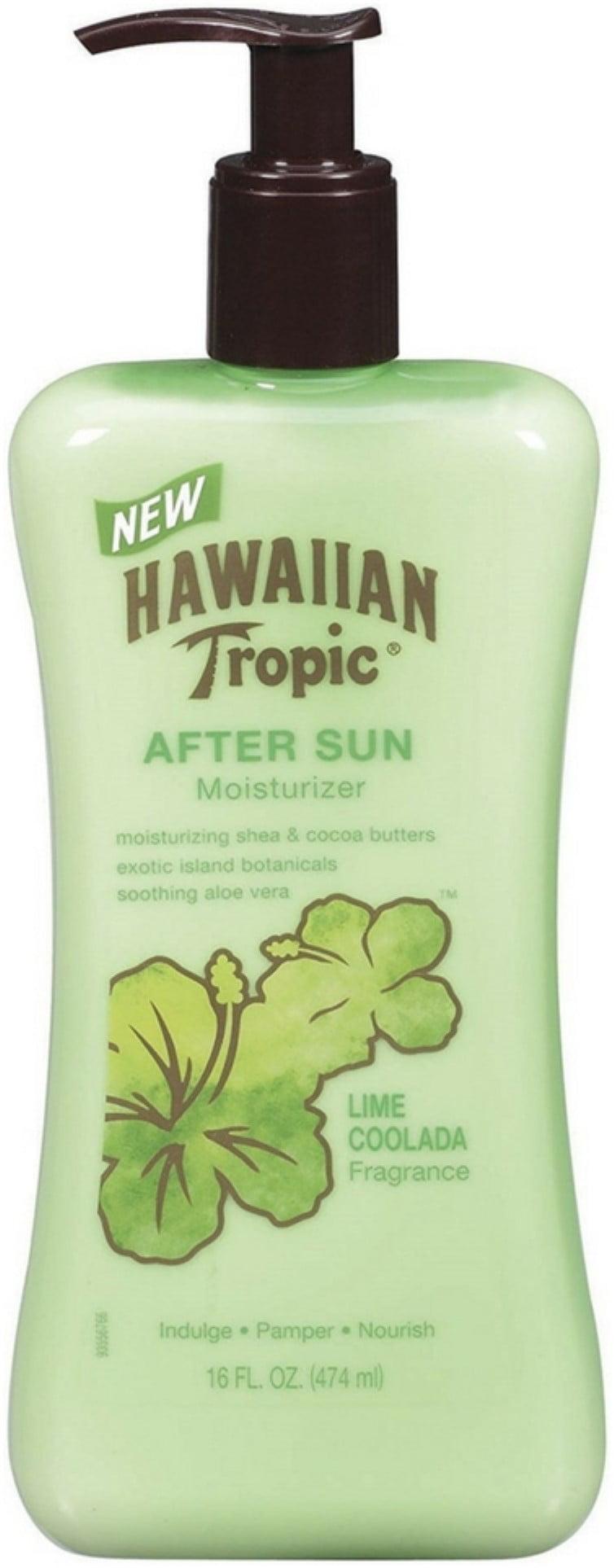 Lime Coolada After Sun Moisturizer Green by Hawaiian Tropic #14