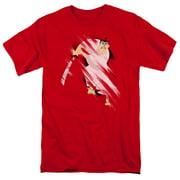 Samurai Jack Slice And Dice Mens Short Sleeve Shirt