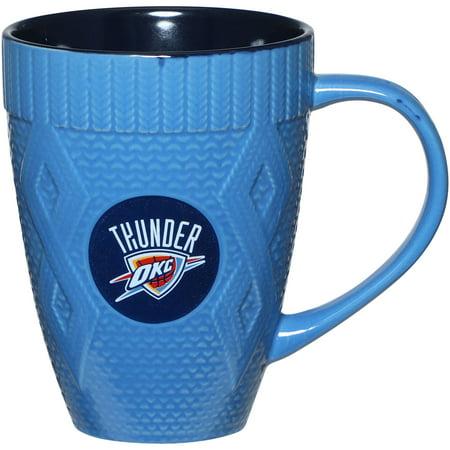 Nba Mug (Oklahoma City Thunder 16oz. Sweater Mug - No Size )