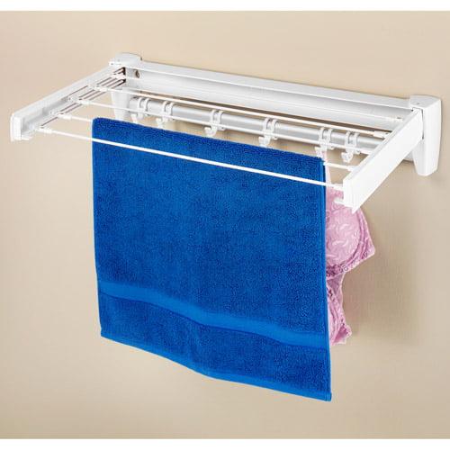 Whitmor Retractable Drying Rack
