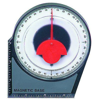 Dial Magnetic Base Angle Finder