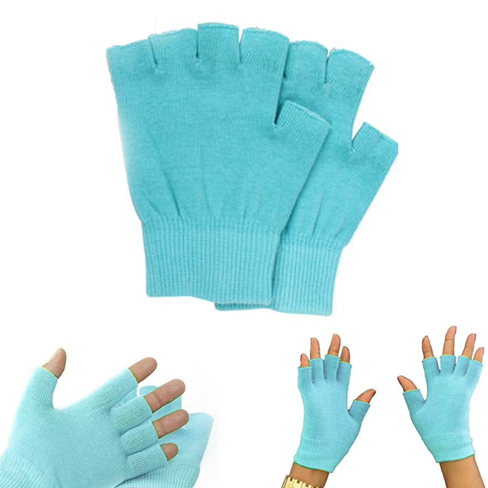 2 Spa Gel Gloves Repair Soften Skin Vitamin Treatment Moisturize Hand Skin Care