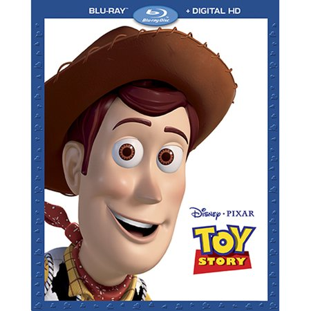 Toy Story (Blu-ray + Digital HD) (Toy Story 3 Halloween Special)