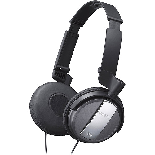 Sony MDR-NC7/BLK Noise Cancelling Headphones