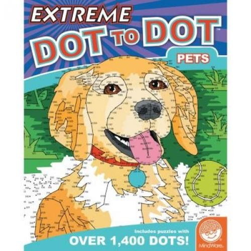 Extreme Dot to Dot: Pets Game