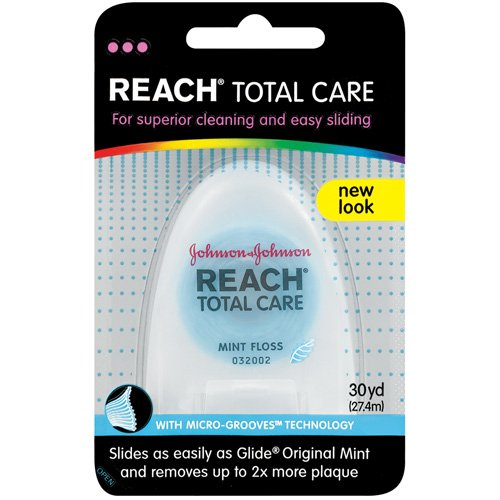 Reach: Total Care Mint Interdental, 30 yd