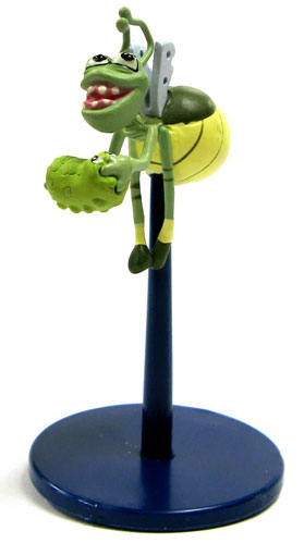 Disney The Princess And The Frog Ray The Firefly Pvc Figure