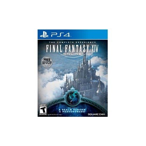 SQUARE ENIX 91711 Final Fantasy XIV Bndl LE PS4