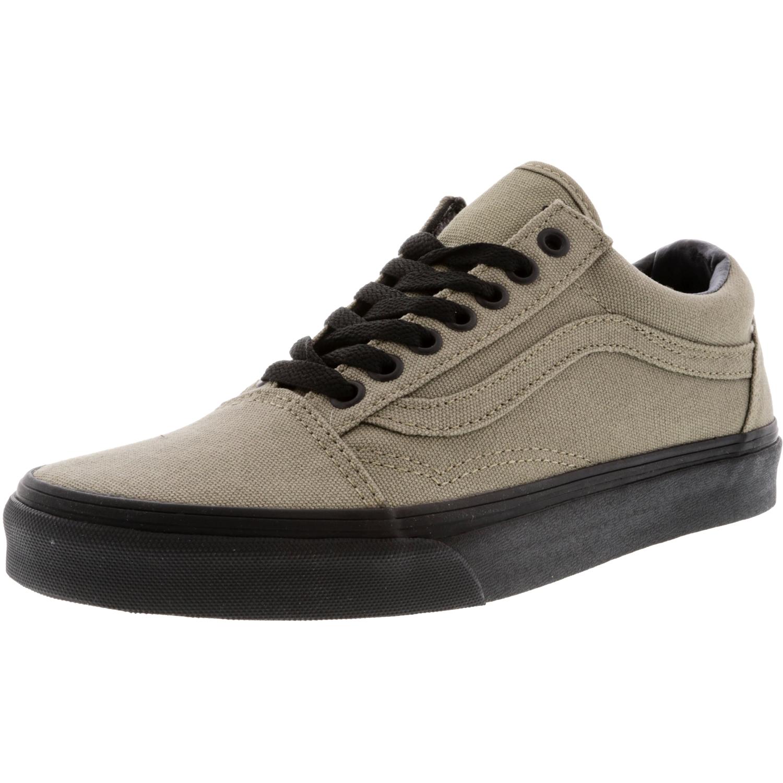Vans Old Skool Black Sole Brindle Ankle