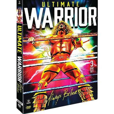 Wwe  Ultimate Warrior  Always Believe