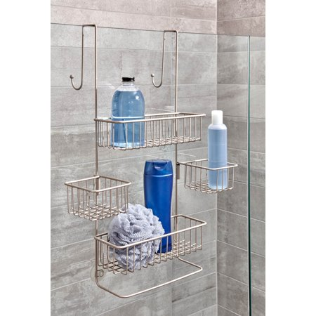 InterDesign Metalo Over Door Shower Caddy