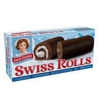 Little Debbie Swiss Cake Rolls, 12 ct, 13.31 oz