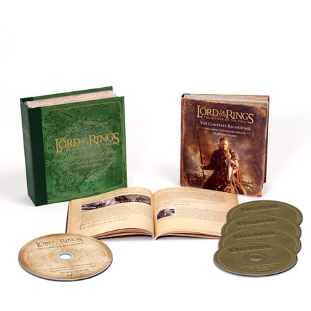 Lord Of The Rings: Return Of The King: Complete (CD) (Includes