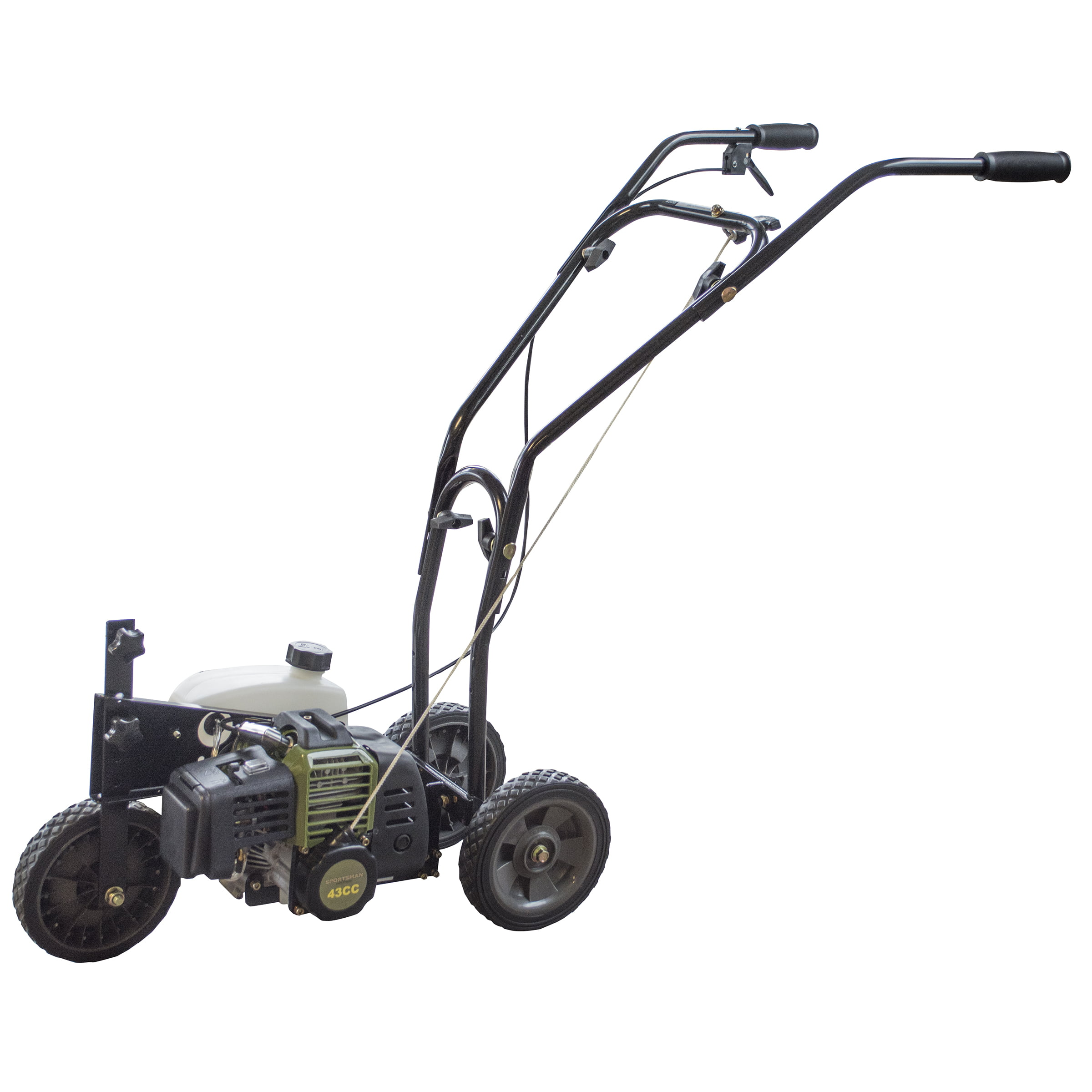 Sportsman Earth Series Recoil Start Gas Powered Edger by Bubba Rope