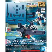 Bandai Spirits Build Divers Re:Rise Veetwo Weapons HG 1/144 Model Kit