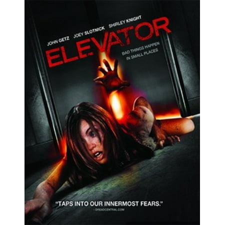 Elevator (Blu-ray) (The Best Elevator Pitch)