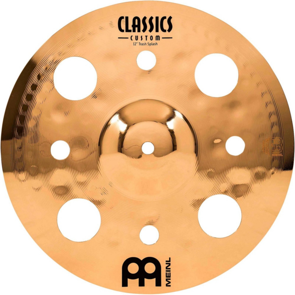 Meinl Classics Custom Trash Splash Cymbal 12 in. by Meinl