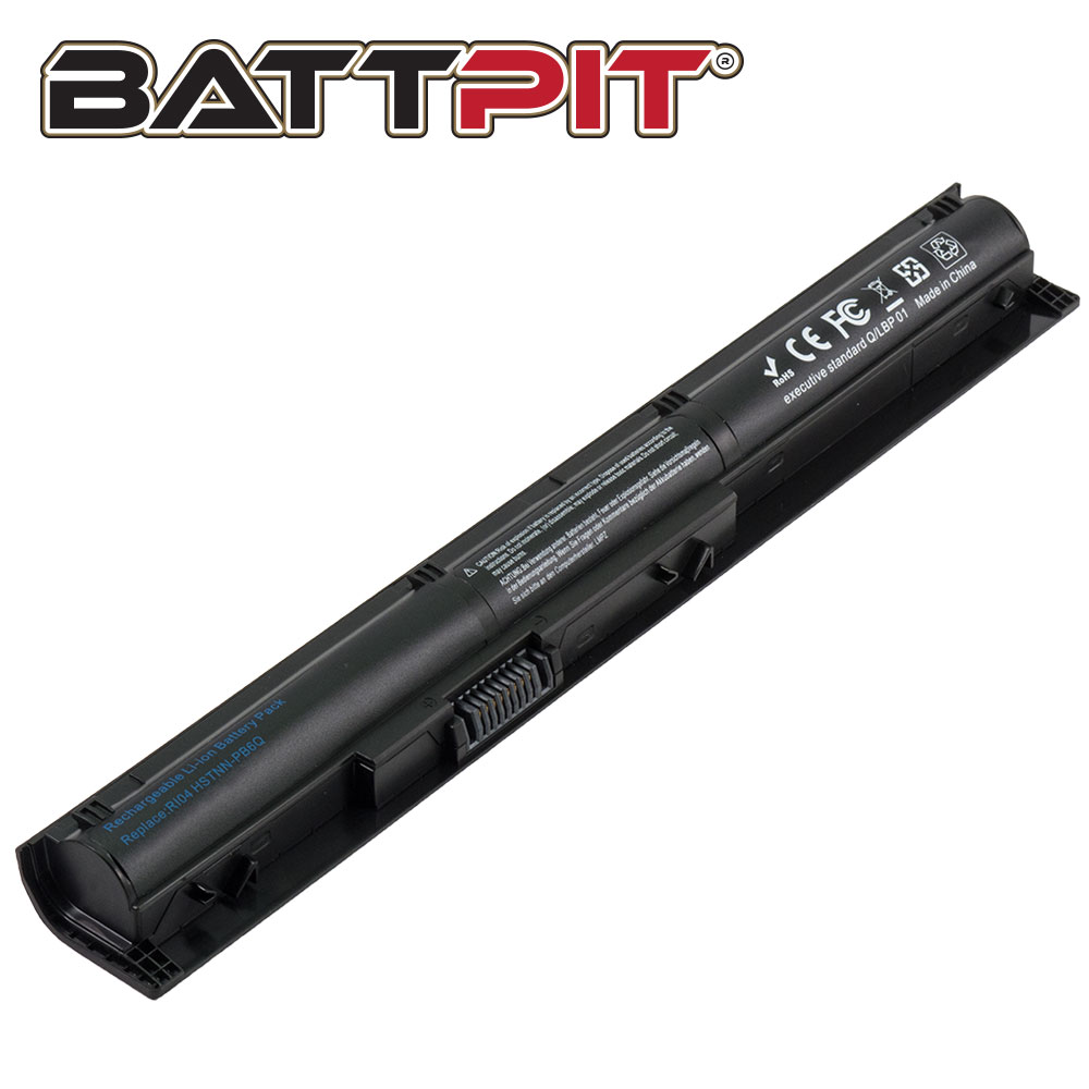 BattPit: Laptop Battery Replacement for HP P3G15AA 805294-001 HSTNN-PB6Q HSTNN-Q95C RI04 RI06XL