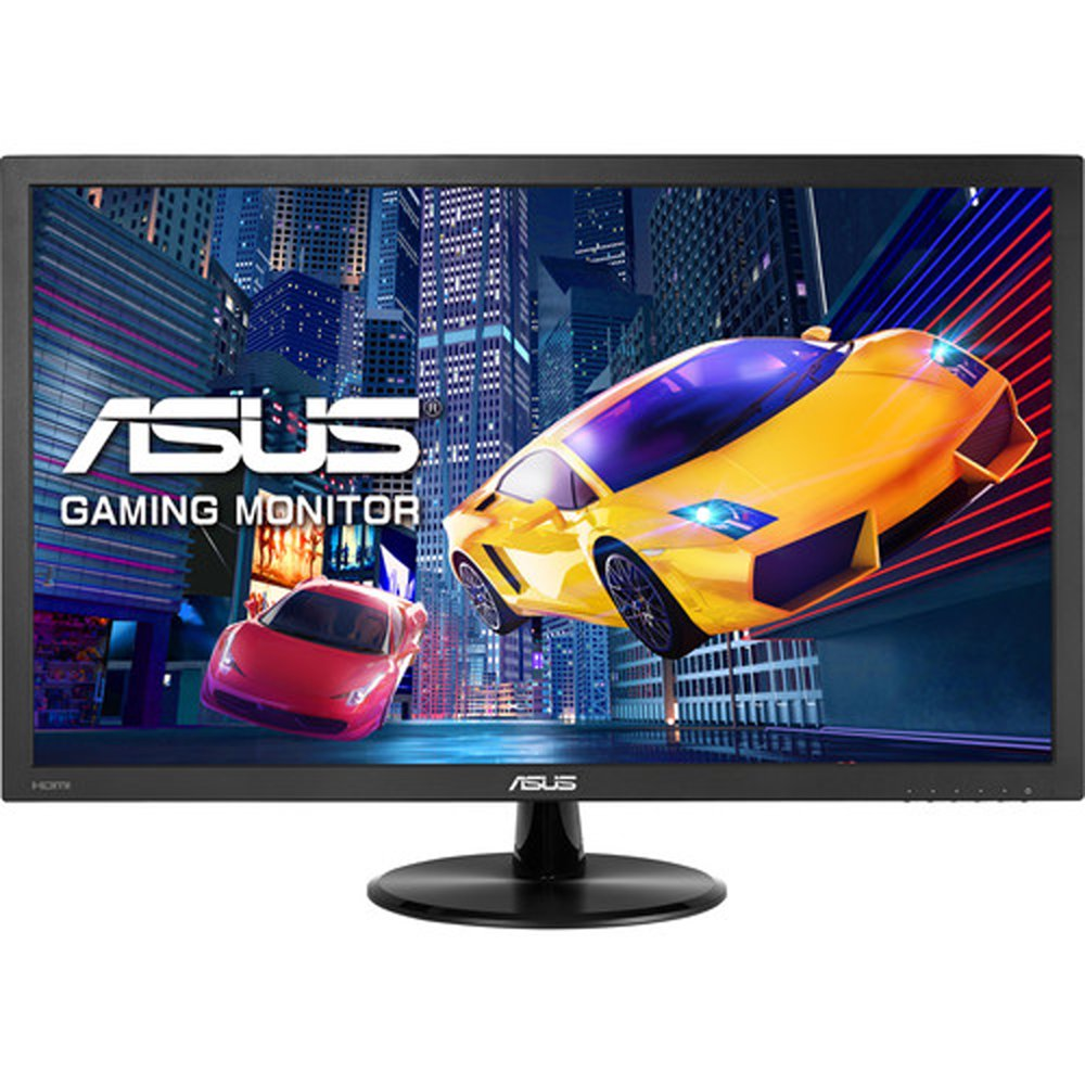"ASUS 21.5"" Eye Care Gaming Monitor, Black"