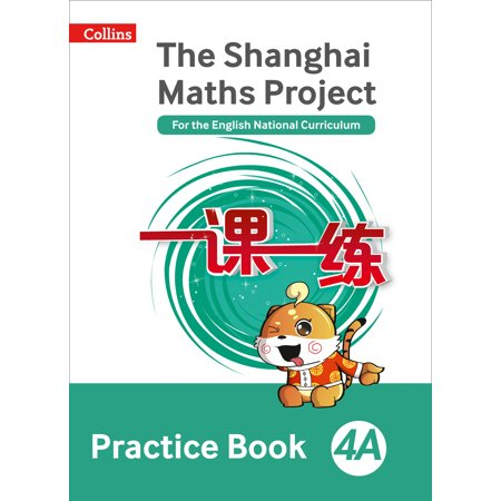 Shanghai Maths – The Shanghai Maths Project Practice Book 4A (Middle School Halloween Math Projects)