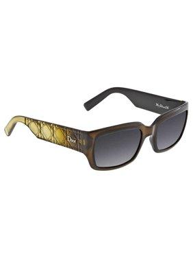 4fff523a3fd25 Product Image Dior Mydior Grey Gradient Rectangular Ladies Sunglasses  MYDIOR2N FJT 54