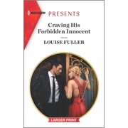 Craving His Forbidden Innocent (Paperback)(Large Print)