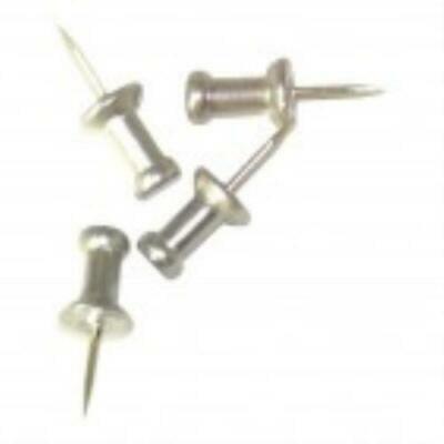 Advantus Aluminum Push Pins (Advantus Aluminum Push Pins - 100 per)