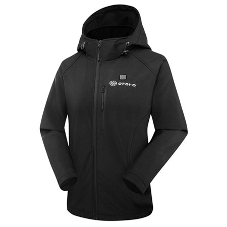 Womens Heated Clothing >> Ororo Battery Heated Women S Heated Jacket