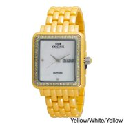 Oniss Paris Oniss Women's Finesse Ceramic Collection Watch