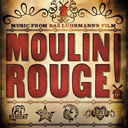 Moulin Rouge (Music From Baz Luhrman's Film) / Ost