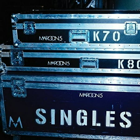 Maroon 5 - Singles Collection [CD] Single Vcd Pp Poly Cd