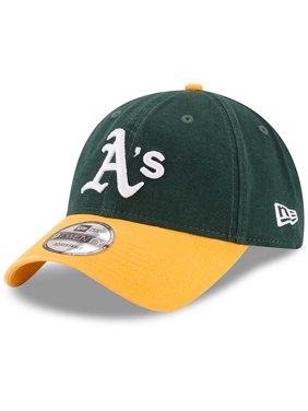 promo code e614f 73783 Product Image Oakland Athletics New Era Home Replica Core Classic 9TWENTY  Adjustable Hat - Green Gold -
