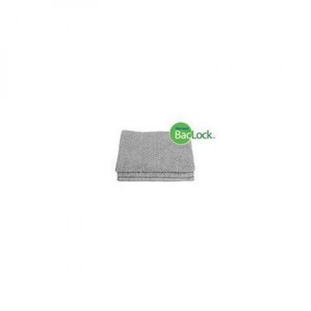 Norwex Antibacterical, Antimicrobial, Microfiber Wash Cloths (Graphite, 3 Wash -