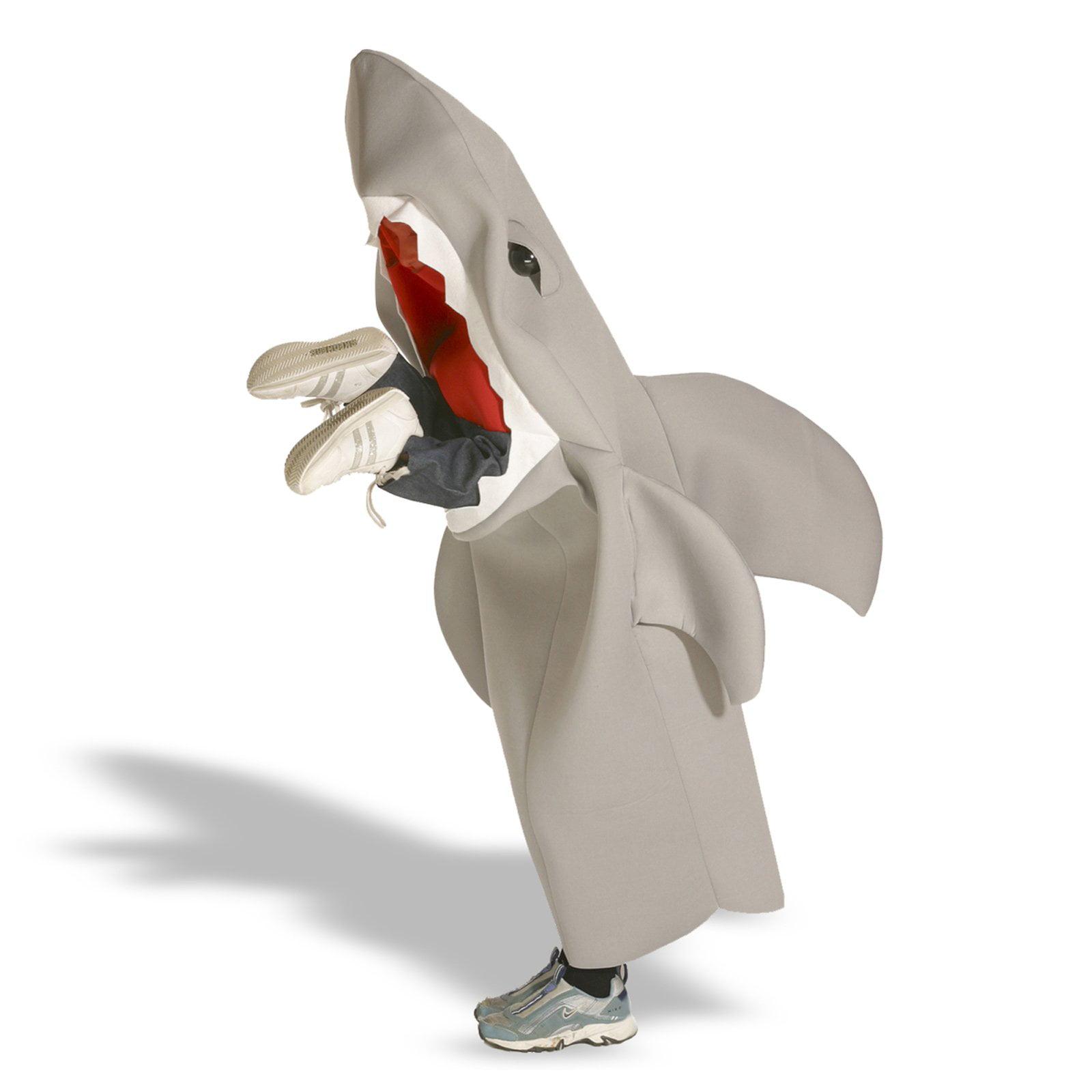 sc 1 st  Walmart & Shark Lilu0027 Man-Eating Shark Child Halloween Costume - Walmart.com