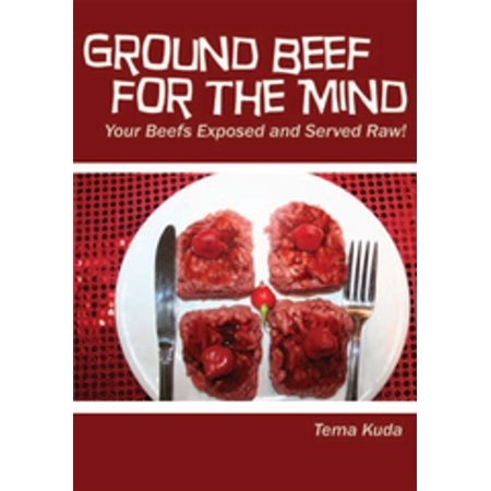 Ground Beef for the Mind - eBook