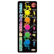 Liquored Up Body Paints 50ml - 5 Assorted Flavors