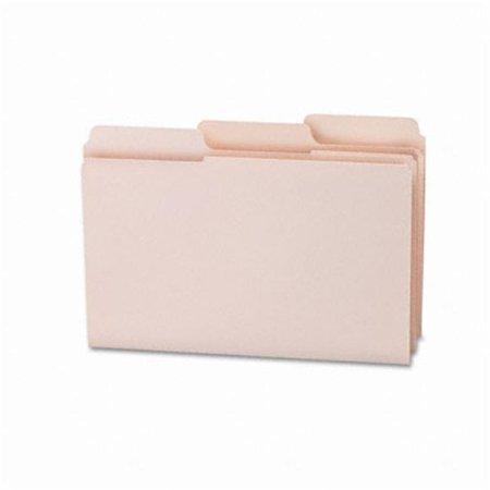 Smead Top Tab Folder (Smead SuperTab Guide Height Reinforced Folders Top Tab Manila 100/Box)