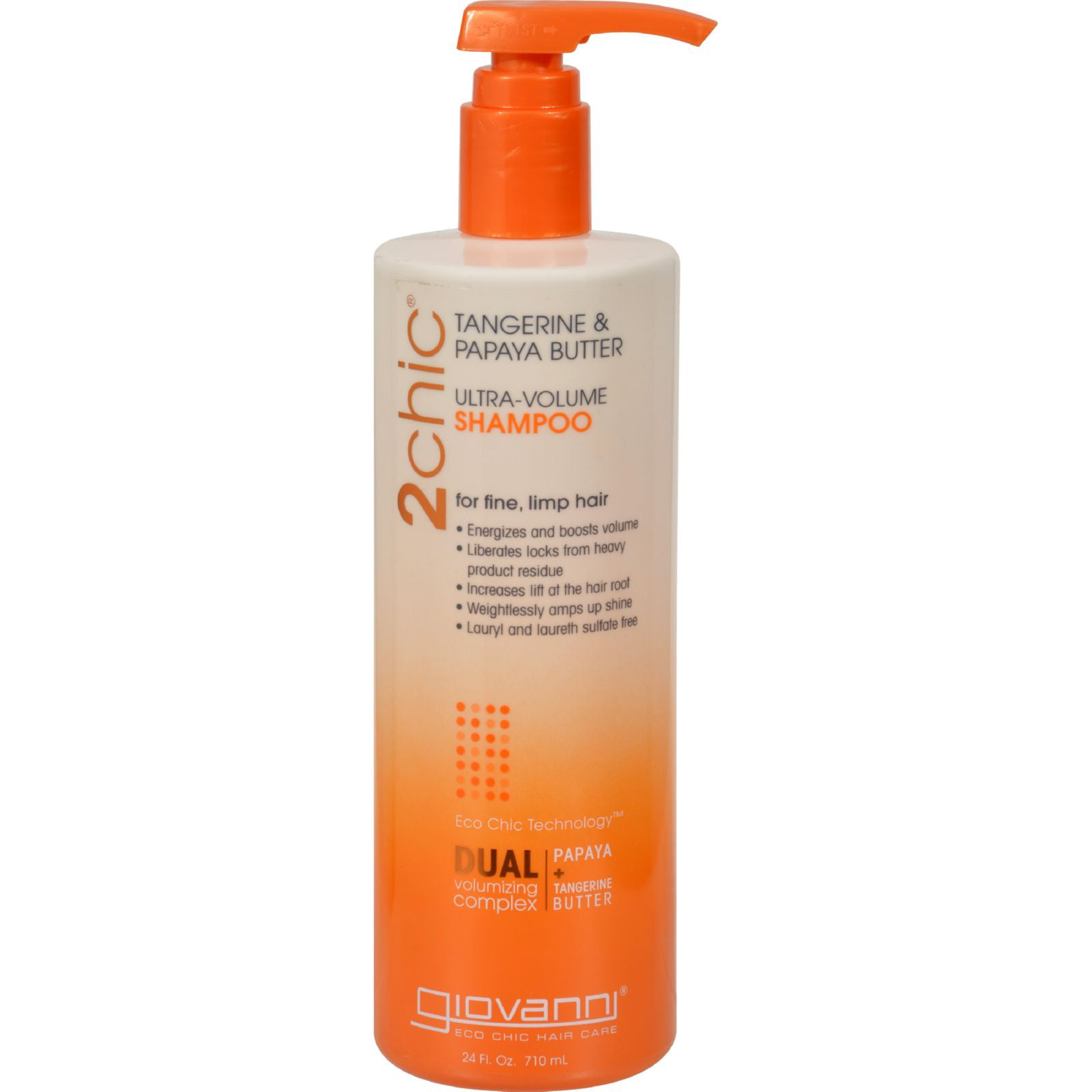Giovanni 2chic Ultra-Volume Shampoo, 24 oz by Giovanni