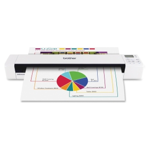 Brother DSMobile DS-820W Sheetfed Scanner - 600 dpi Optic...