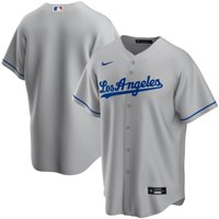 Los Angeles Dodgers Nike Youth Road Replica Team Jersey - Gray