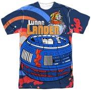 Atari - Lunar Landing - Short Sleeve Shirt - Large