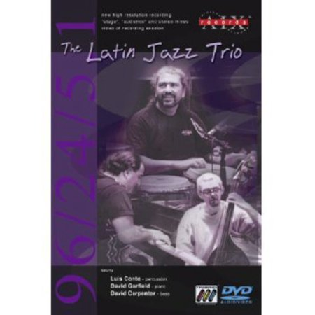 Latin Jazz Trio (DVD)