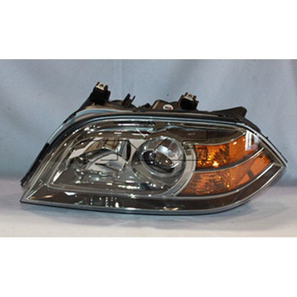 Fits 2004-2006 Acura MDX Headlight Driver Side Lens And