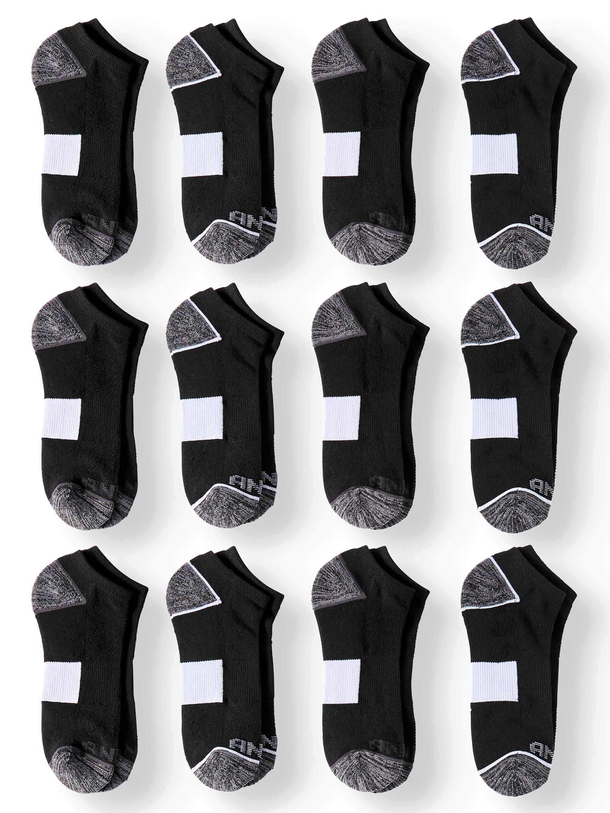 Men's Pro Platinum Low Cut Socks, 12 pack