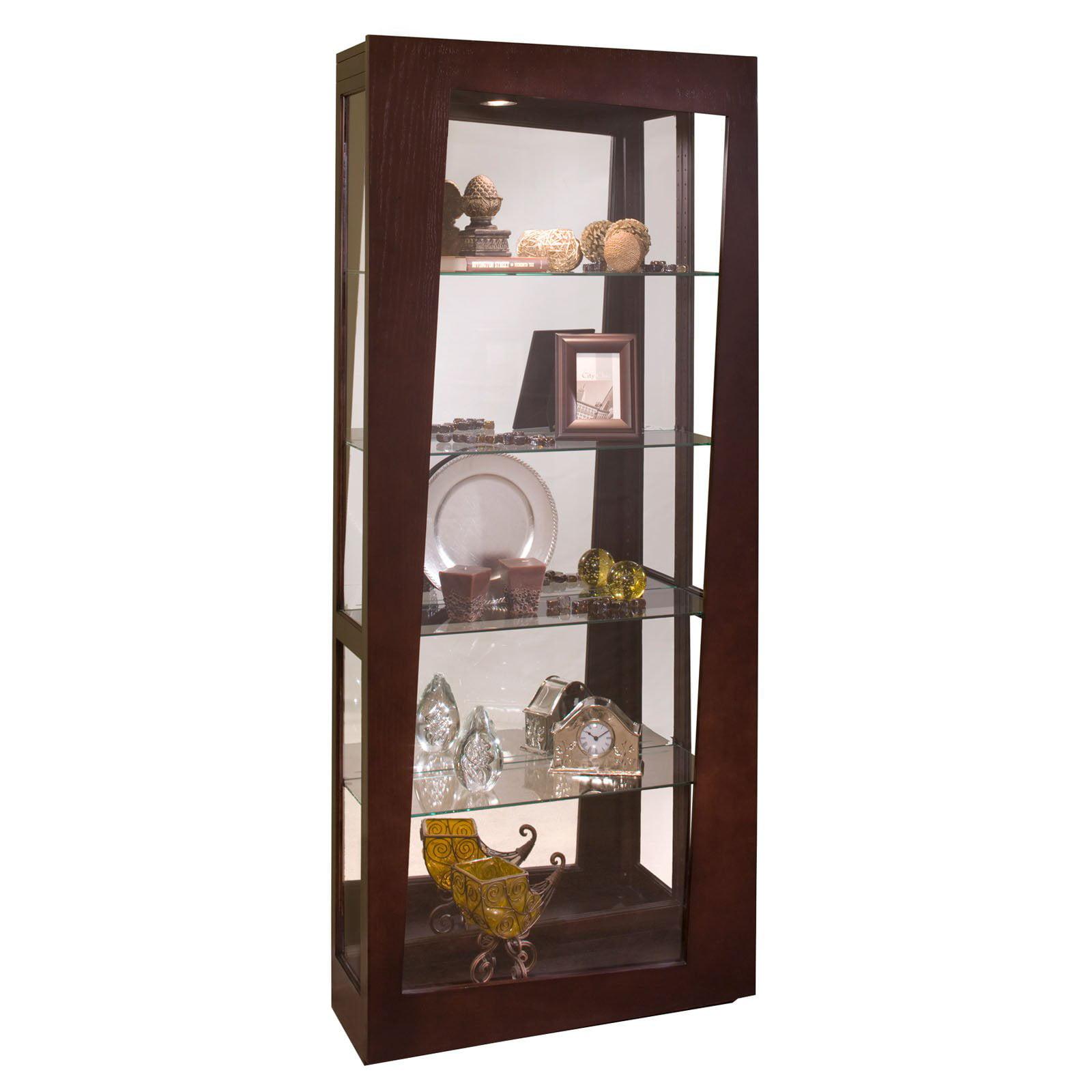 Philip Reinisch Company Halo Lynx Curio Cabinet