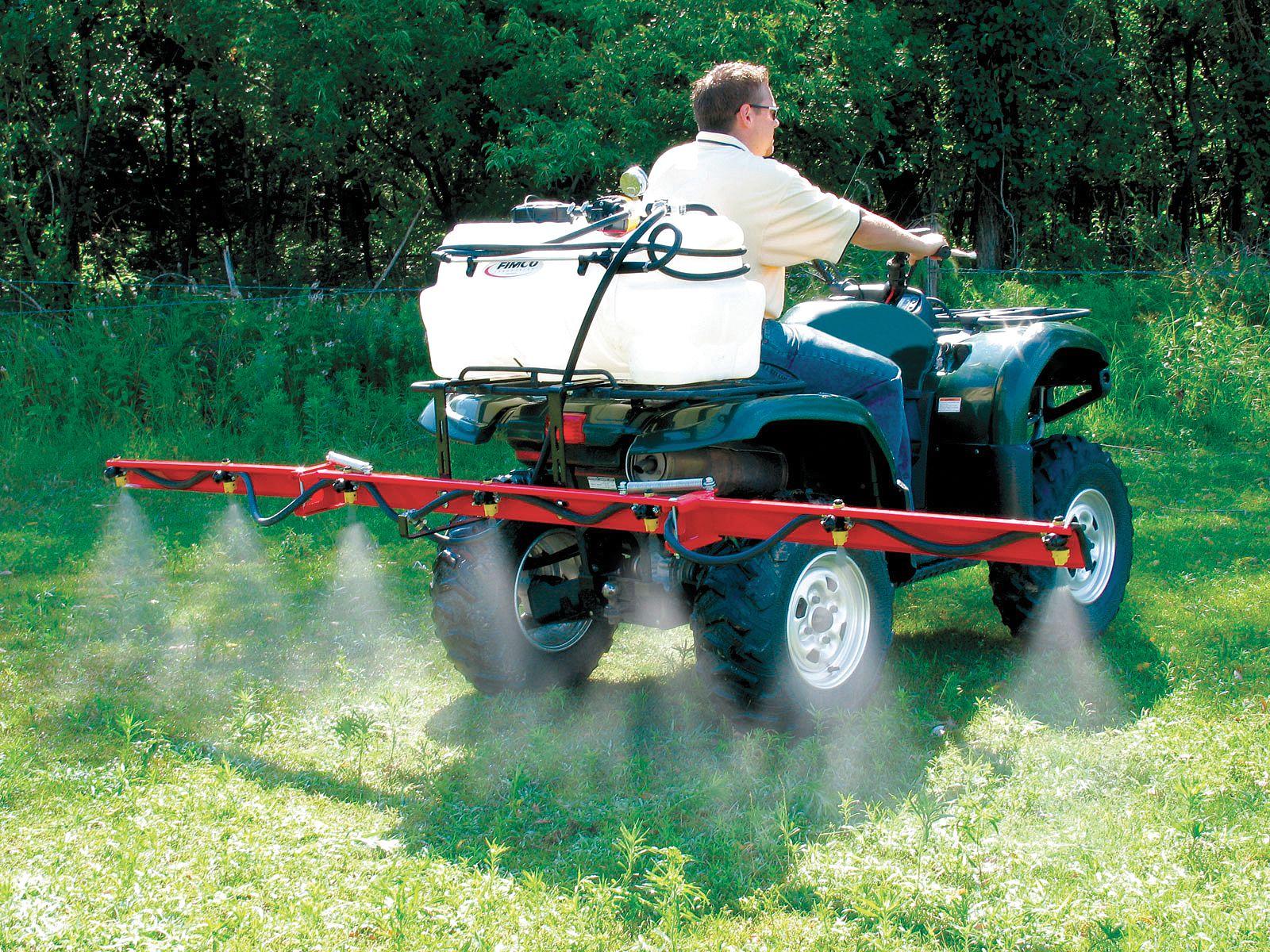 Fimco ATV Sprayer, 25 gal., 3.8 gpm ATV-25-71 by Fimco