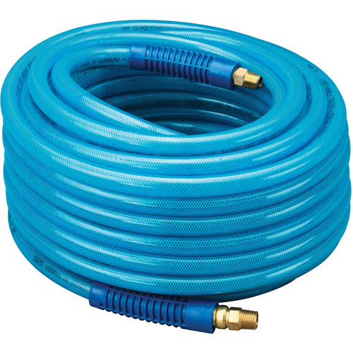 "Plews And Edelman Tomkins 13-100AE 3/8"" x 100' 300 PSI Polyurethane Air Hose"
