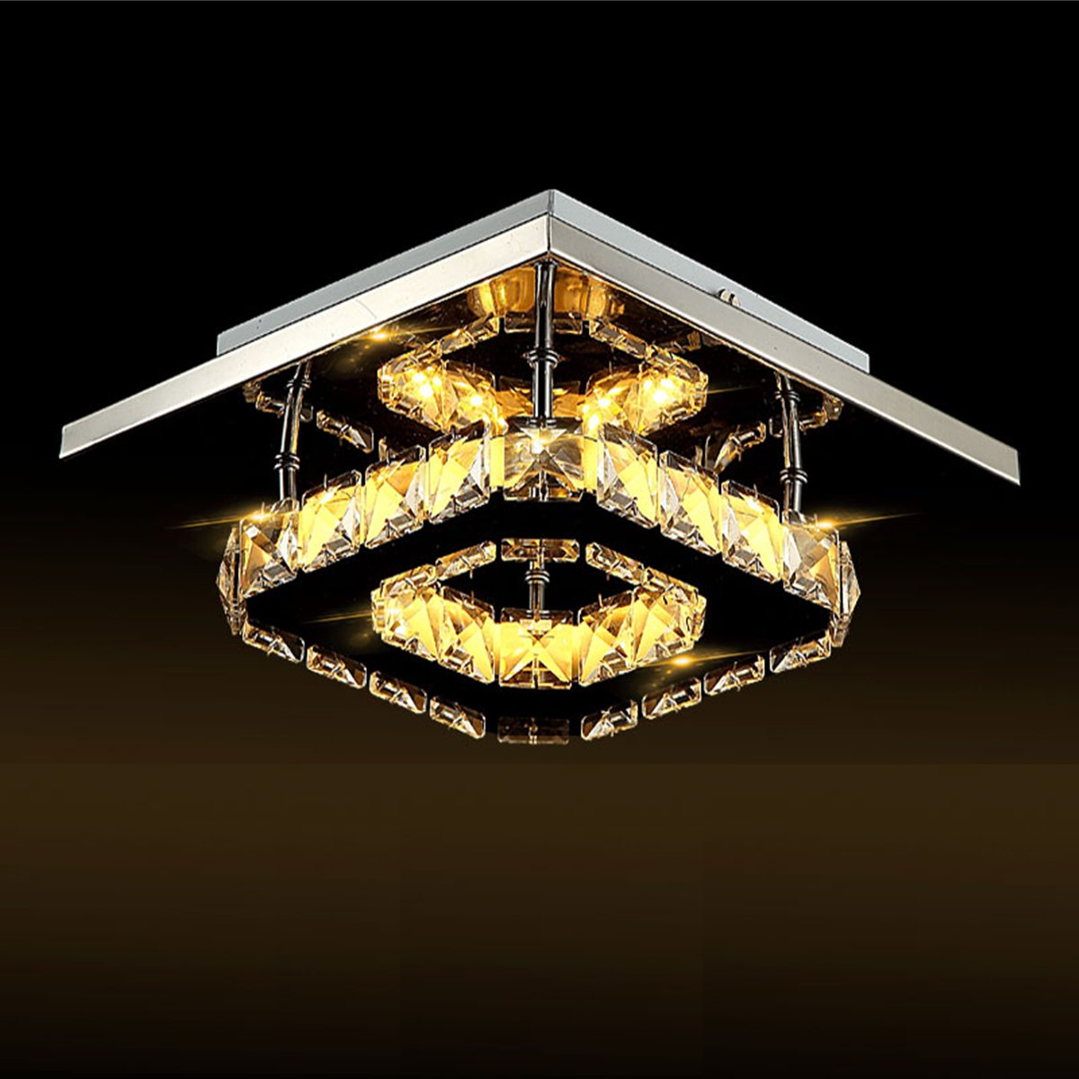 Crystal Chandelier Lighting Pendant