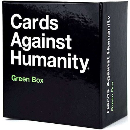 Cards Against Humanity Green Box (Cards Against Humanity 12 Days Of Holiday Bullshit)